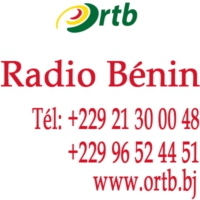 Logo of radio station Radio Bénin