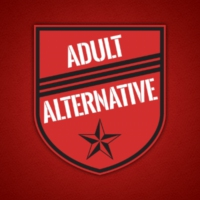 Logo of radio station Adult Alternative