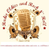 Logo of radio station Radio oldies and rock 'n' roll