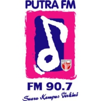 Logo of radio station Putra FM
