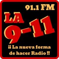 Logo of radio station La 9-11 Radio