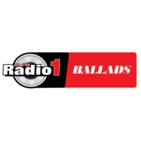 Logo of radio station Radio 1 Ballads