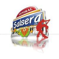 Logo de la radio Central Salsera