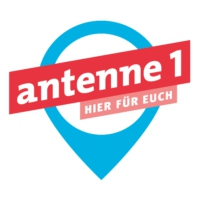 Logo of radio station Antenne 1