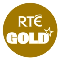 Logo of radio station RTÉ Gold