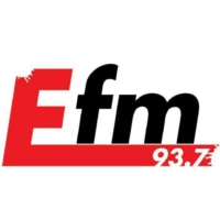 Logo of radio station Efm Radio 93.7