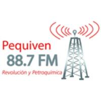 Logo de la radio Revolución y Petroquímica  88.7 FM Maracaibo