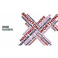 Logo de la radio BBC Radio Sussex