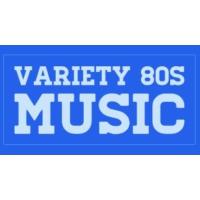 Logo of radio station Variety 80s Music