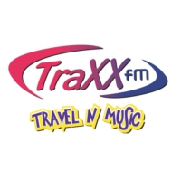 Logo of radio station TRAXXfm