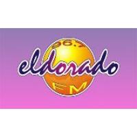 Logo de la radio Rádio Eldorado 96.7 FM