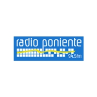 Logo of radio station Radio Poniente 94.5 FM