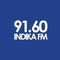 Logo de la radio Indika 91.60 FM