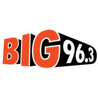 Logo of radio station 96.3 Big FM