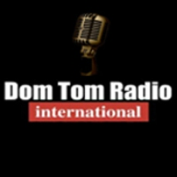 Logo of radio station Domtom radio