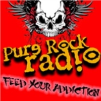Logo of radio station Pure Rock Radio