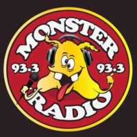 Logo of radio station Monster Radio Lanzarote