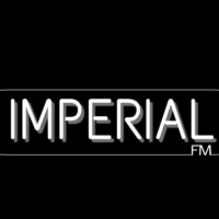 Logo of radio station La Imperial FM