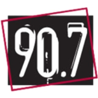Logo of radio station WVUA 90.7 FM