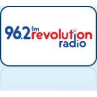 Logo of radio station Revolution Radio