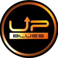 Logo of radio station UP Blues