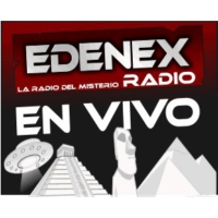 Logo of radio station EDENEX