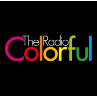 Logo of radio station The Colorful Radio