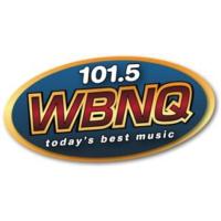 Logo of radio station WBNQ-FM 101.5