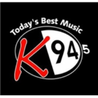 Logo of radio station K 94.5