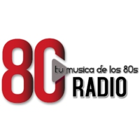 Logo of radio station 80s radio