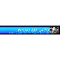 Logo of radio station WNAU 1470