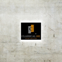 Logo of radio station Classical 102