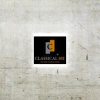 Logo de la radio Classical 102