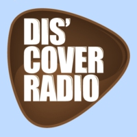 Logo of radio station Dis' Cover Radio
