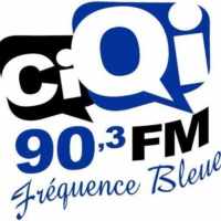 Logo of radio station CiQi 90.3 FM