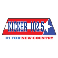 Logo of radio station Kicker 102.5 KKYR