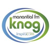 Logo of radio station KNOG Manantial 89.3