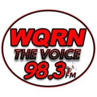 Logo of radio station WQRN 98.3 The Voice