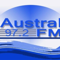 Logo of radio station Australfm