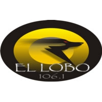 Logo of radio station XHSU El Lobo