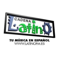 Logo of radio station Latinos FM 107.9