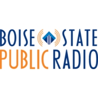 Logo of radio station KBSX Boise State University