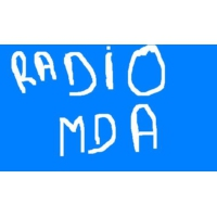 Logo of radio station Radio MDA