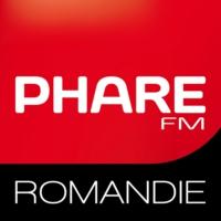 Logo de la radio PHARE FM Romandie