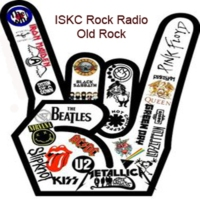 Logo of radio station ISKC Old Rock