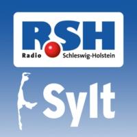 Logo of radio station R.SH auf Sylt mit Carsten Köthe