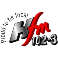 Logo of radio station Harborough FM