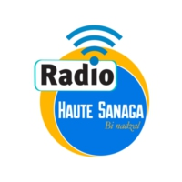 Logo of radio station RADIO HAUTE-SANAGA
