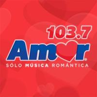 Logo of radio station Amor 103.7