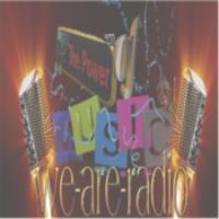 Logo of radio station WE ARE RADIO
